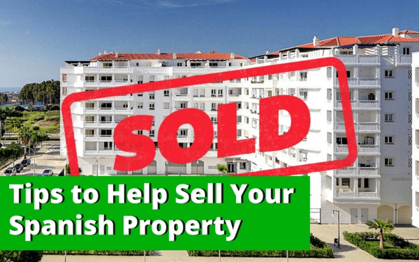 Tips to help sell your Spanish property