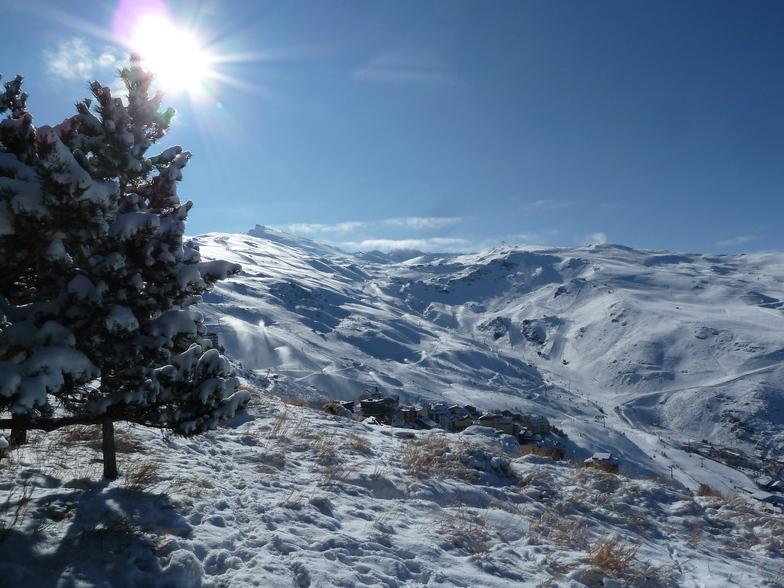Sierra Nevada – Winter Skiing on the Costa Del Sol