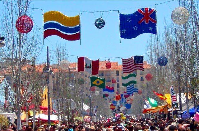 World Peoples Fair Fuengirola