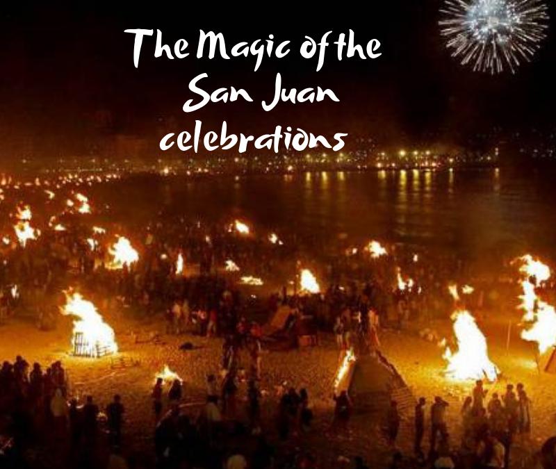 The Magic of the San Juan celebrations