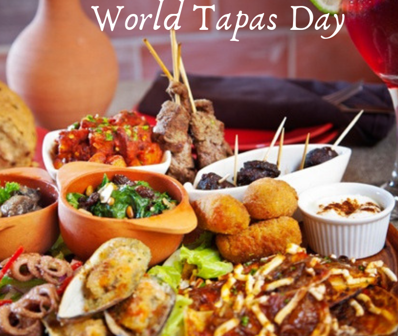 World Tapas Day – what you missed!
