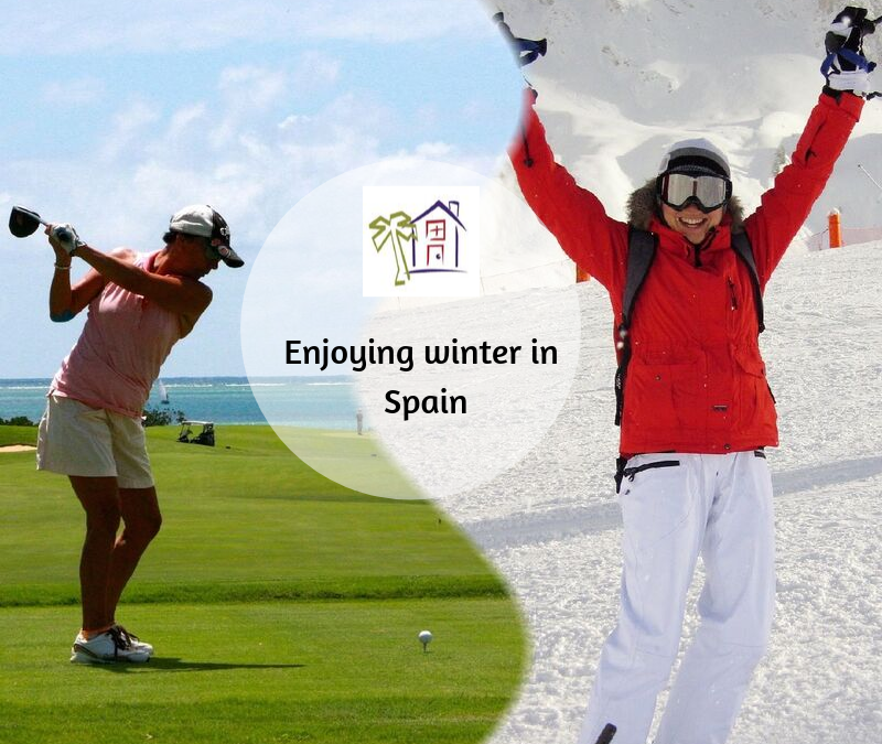 How to enjoy winter in Spain